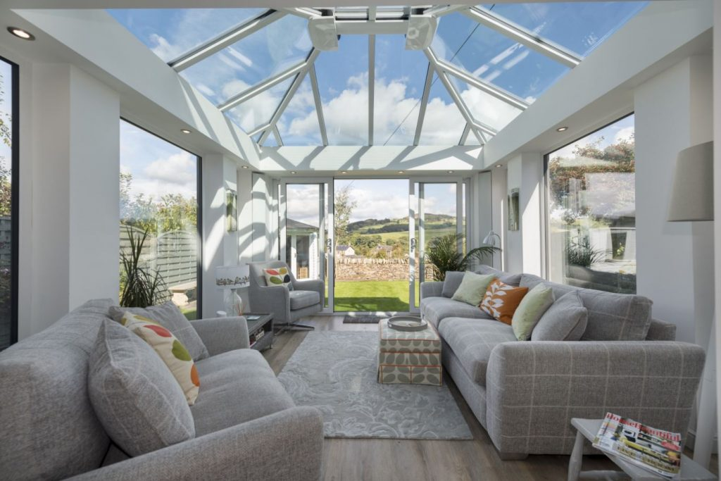 Glass Conservatory Roofs Fife
