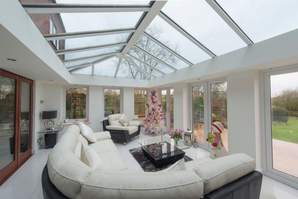 Glass Conservatory Roofs Perth