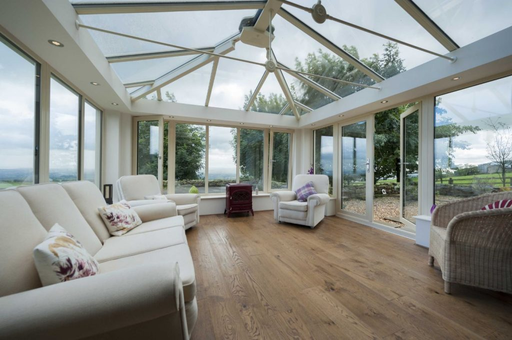 Glass Conservatory Roofs Stirling