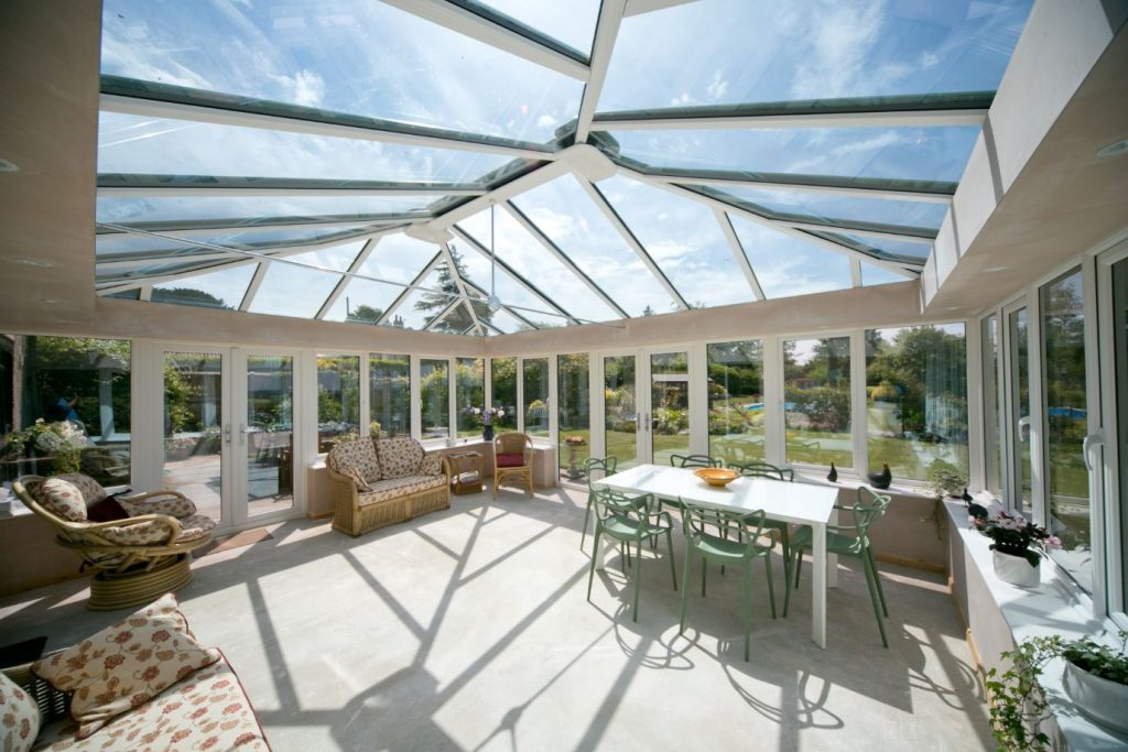 Glass Conservatory Roofs Prices