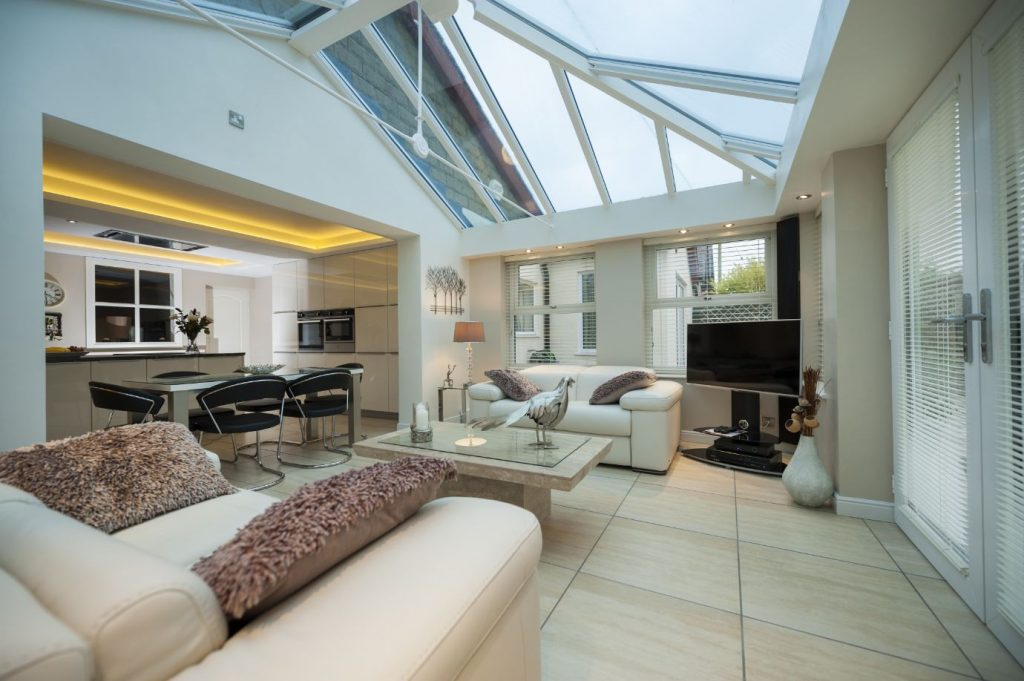 Glass Conservatory Roofs Dunfermline