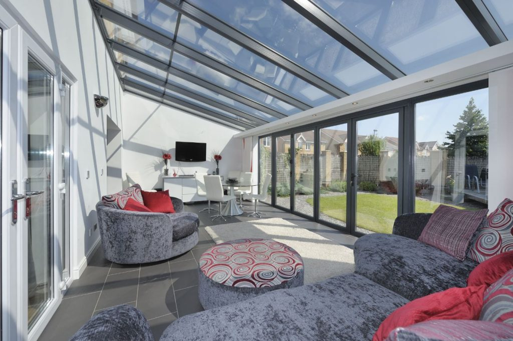 Glass Conservatory Roofs Dundee