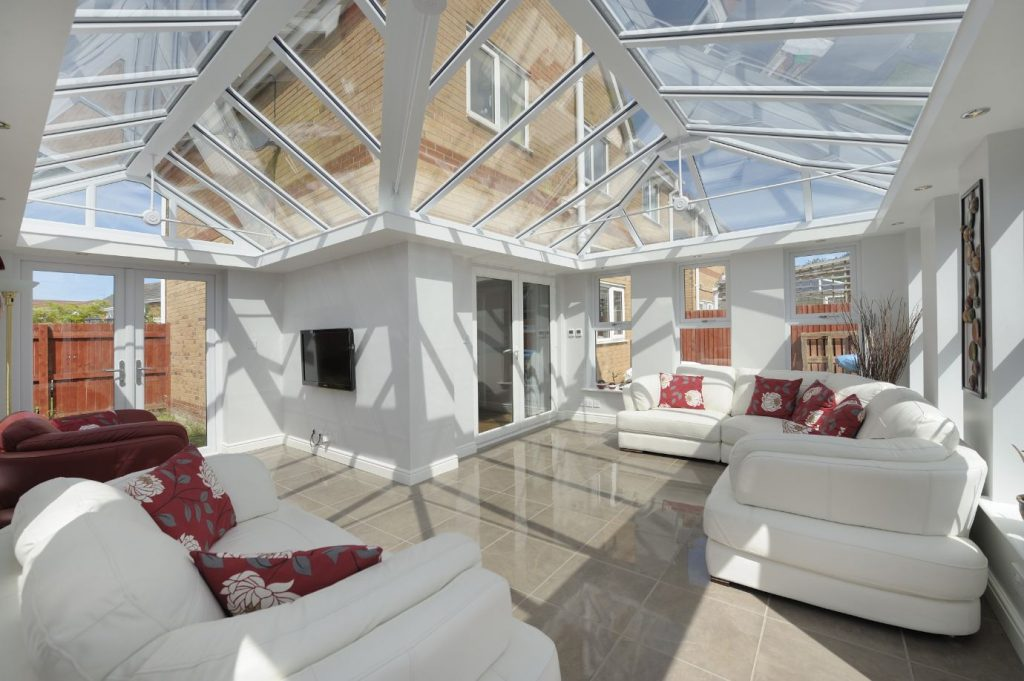 Glass Conservatory Roofs Edinburgh