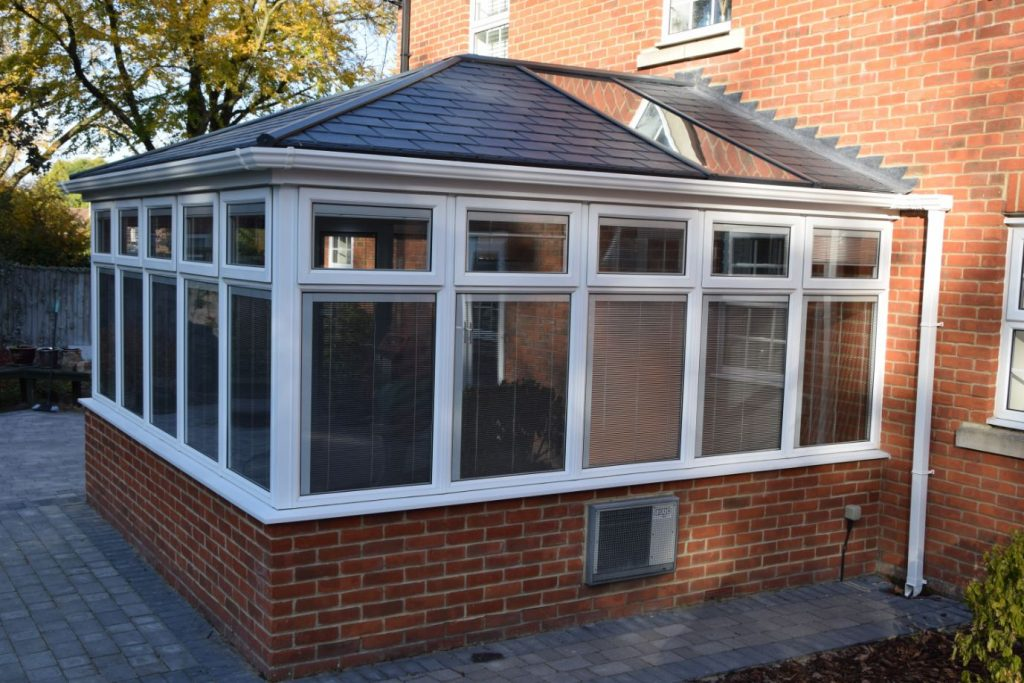 Tiled Conservatory Roofs Perth