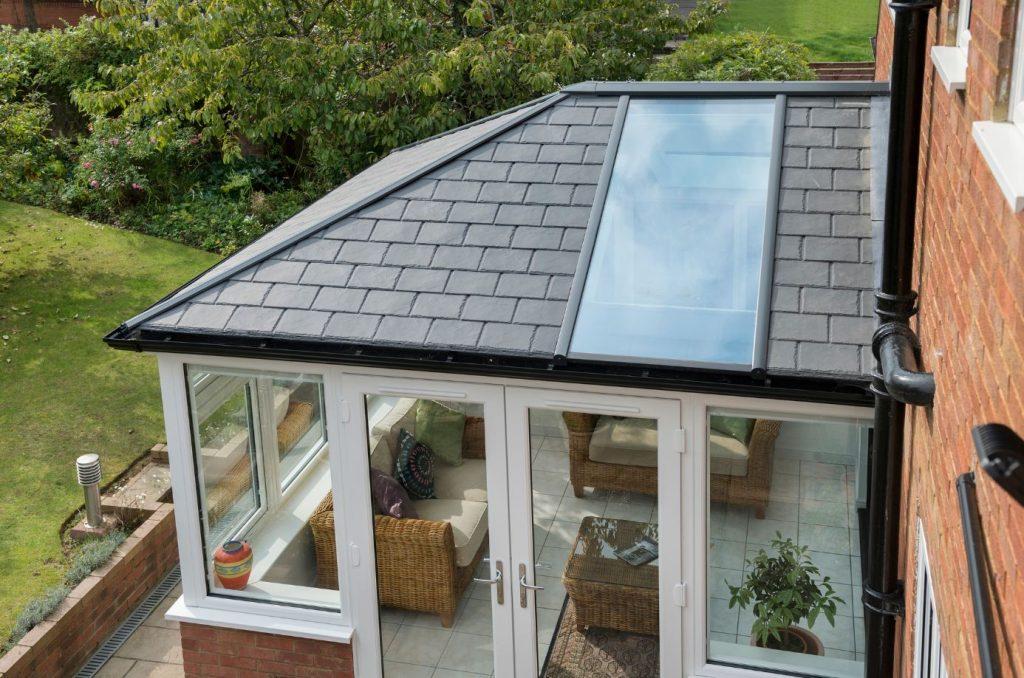 Tiled Conservatory Roofs Edinburgh