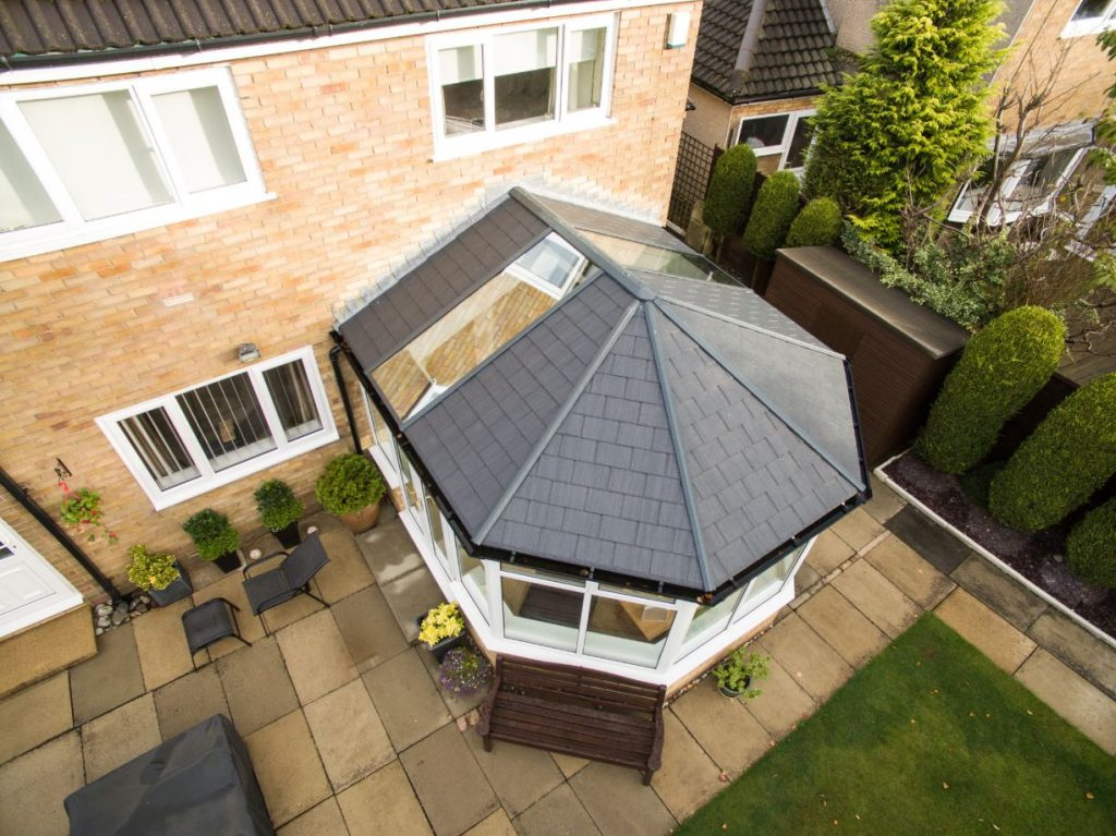 Tiled Conservatory Roofs Dunfermline