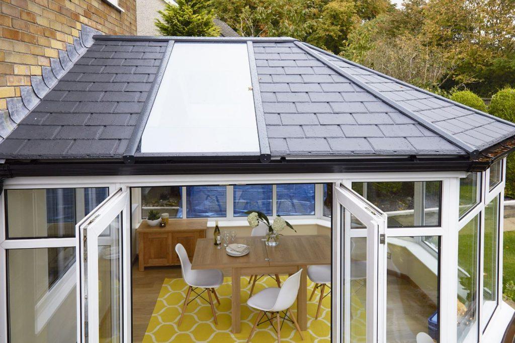 Tiled Conservatory Roofs Stirling