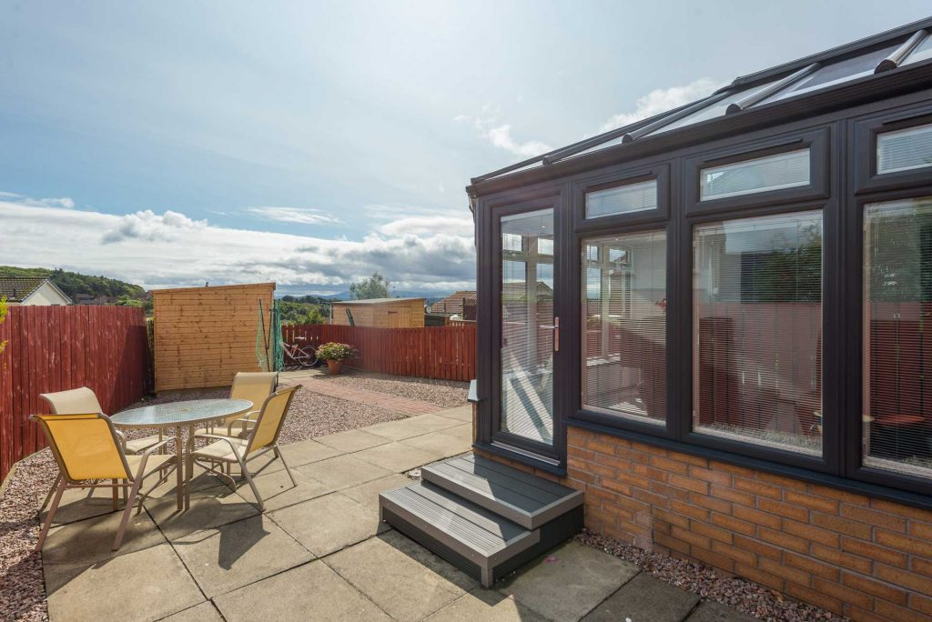 conservatory prices fife