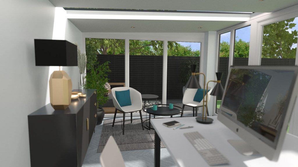 bespoke garden rooms fife
